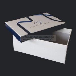boite à chaussures - 42 x 28 x 12 cm