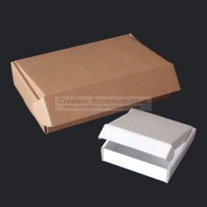 boite oreilles - fefco 427 - sur mesure et personnalisable