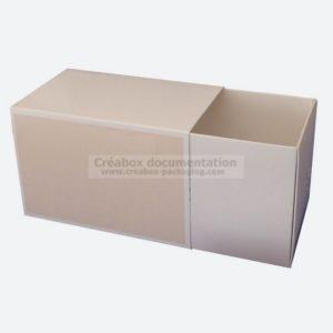 boite tiroir sur mesure et personnalisable
