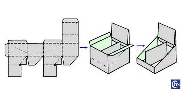 Créabox : concevoir le volume de l'emballage