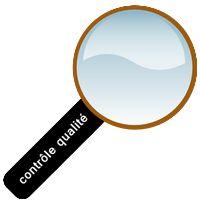 Créabox : contrôle qualité