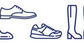 Créabox gamme des emballages standards pour chaussures