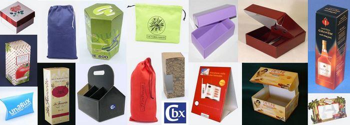 Créabox packaging - emballages en carton et tissu sur mesure