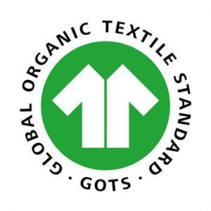 qualite logo textile GOTS