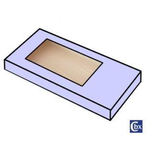 étui pour tablette de chocolat